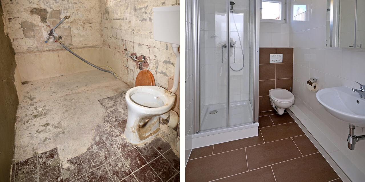 Documenti Per Ristrutturazione Bagno ac costruzioni la ristrutturazione del bagno