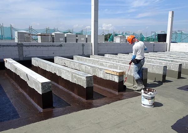 Impermeabilizzazione terrazzi